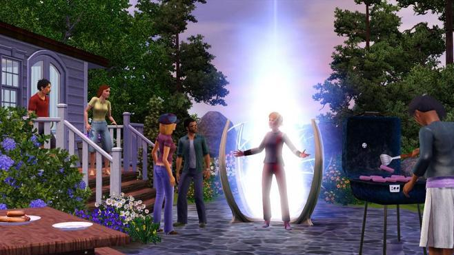 The Sims 3 Into The Future Screenshot 2