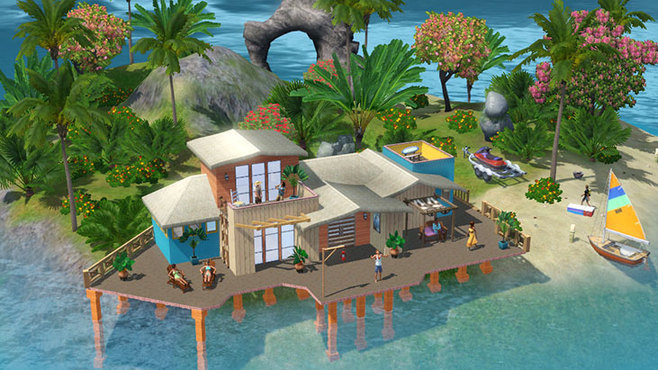 The Sims 3 Island Paradise Screenshot 2