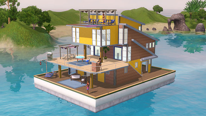 The Sims 3 Island Paradise Screenshot 3
