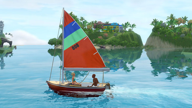 The Sims 3 Island Paradise Screenshot 4