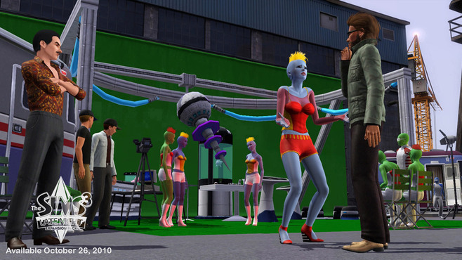 The Sims 3: Late Night Expansion Pack Screenshot 6