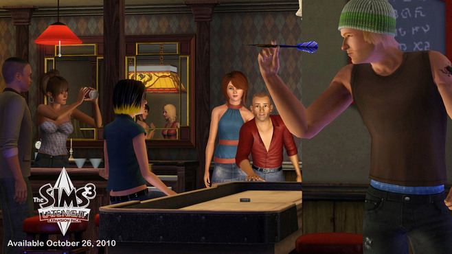 The Sims 3: Late Night Expansion Pack Screenshot 7