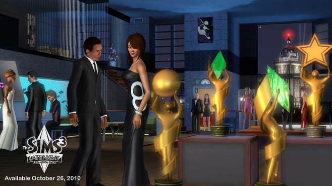 The Sims 3: Late Night Expansion Pack Screenshot 9