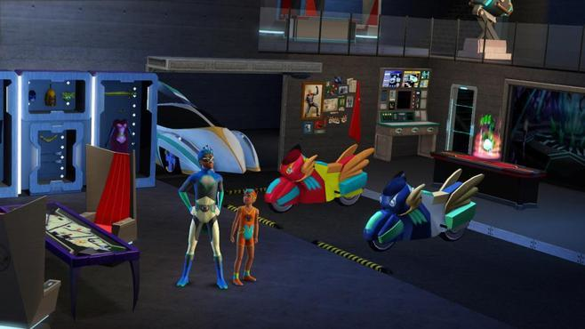 The Sims 3 Movie Stuff Screenshot 1