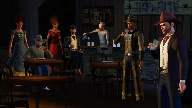 The Sims 3 Movie Stuff Screenshot 2