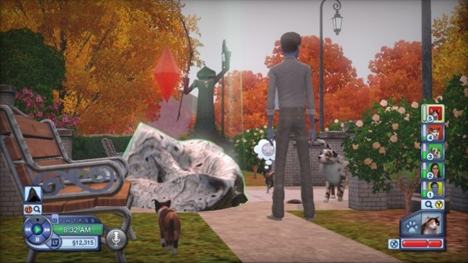 The Sims 3 Pets Screenshot 3