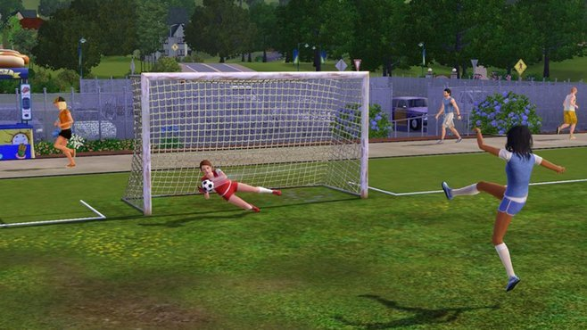 The Sims 3 Seasons Screenshot 2