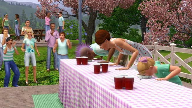 The Sims 3 Seasons Screenshot 3