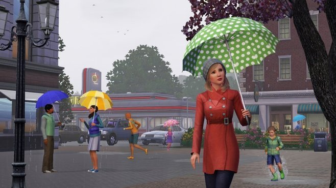 The Sims 3 Seasons Screenshot 4