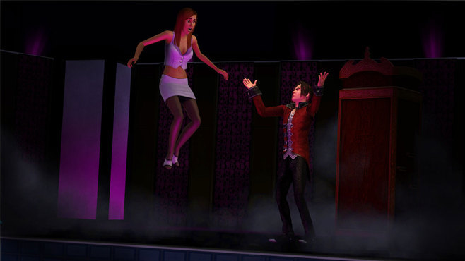 The Sims 3 Showtime Expansion Pack Screenshot 4