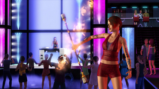 The Sims 3 Showtime Expansion Pack Screenshot 5