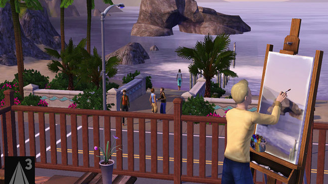 The Sims 3 Start Pack Screenshot 1