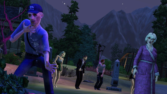 The Sims 3 Supernatural Screenshot 3