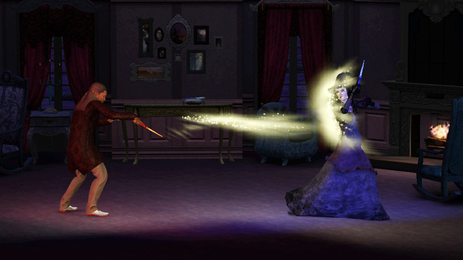 The Sims 3 Supernatural Screenshot 4
