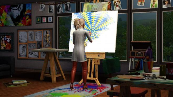 The Sims 3 University Life Screenshot 1