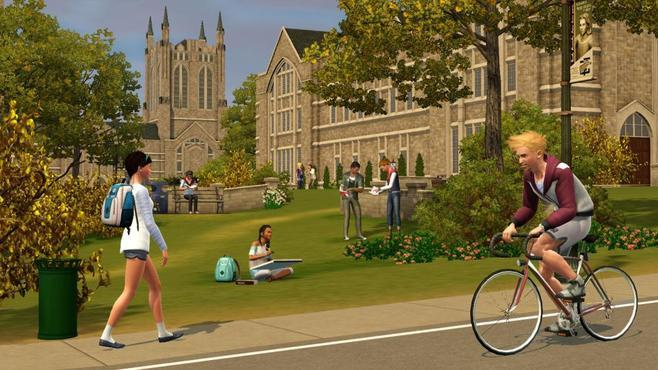 The Sims 3 University Life Screenshot 4