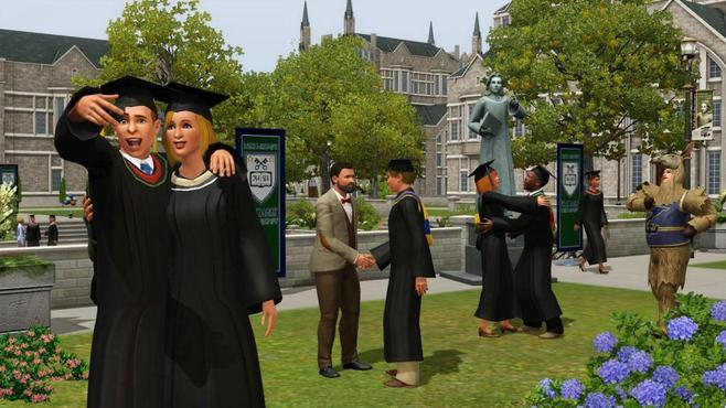 The Sims 3 University Life Screenshot 5