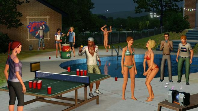The Sims 3 University Life Screenshot 7
