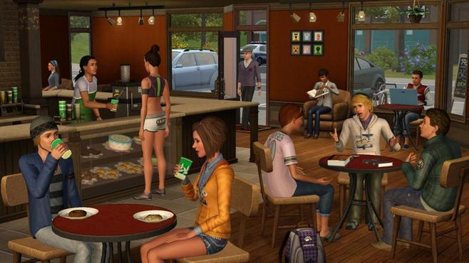 The Sims 3 University Life Screenshot 9