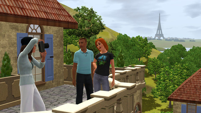 The Sims 3 World Adventures Expansion Pack Screenshot 1