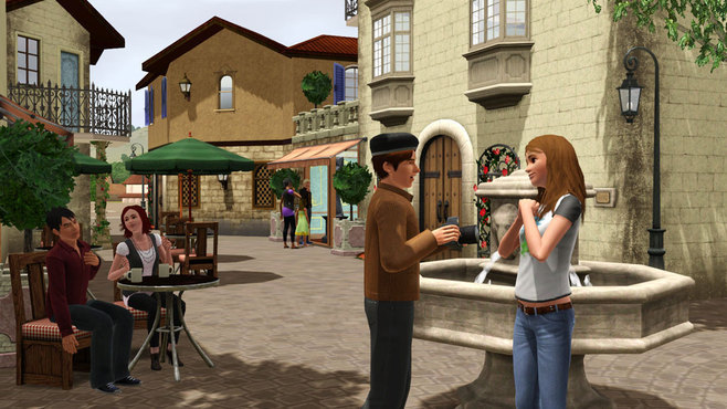 The Sims 3 World Adventures Expansion Pack Screenshot 3