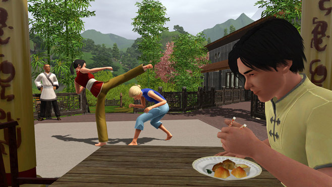 The Sims 3 World Adventures Expansion Pack Screenshot 5