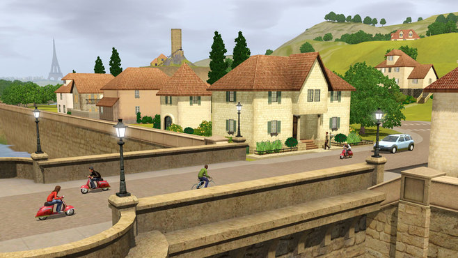 The Sims 3 World Adventures Expansion Pack Screenshot 8