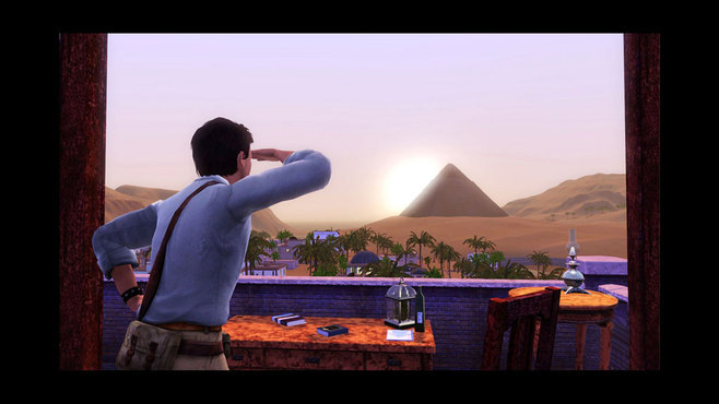 The Sims 3 World Adventures Expansion Pack Screenshot 9