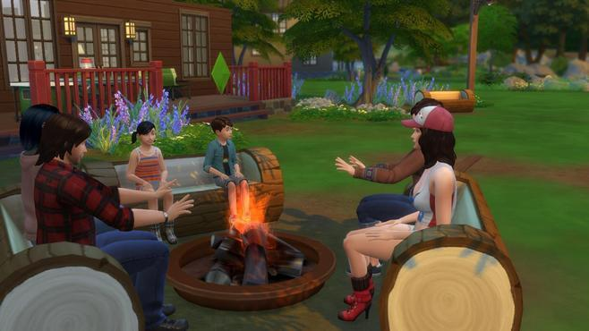 The Sims 4 Bundle Pack 3 Screenshot 2
