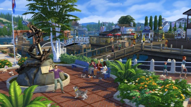 The Sims 4 Cats & Dogs Screenshot 1