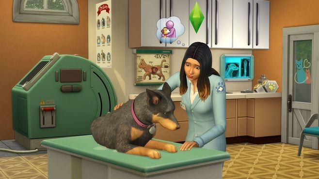 The Sims 4 Cats & Dogs Screenshot 2