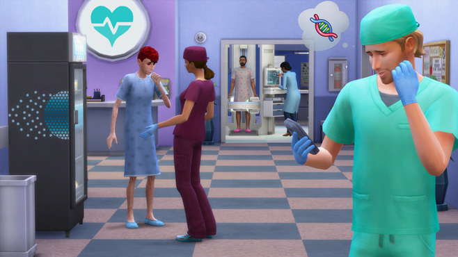 The Sims 4 Get to Work Screenshot 3