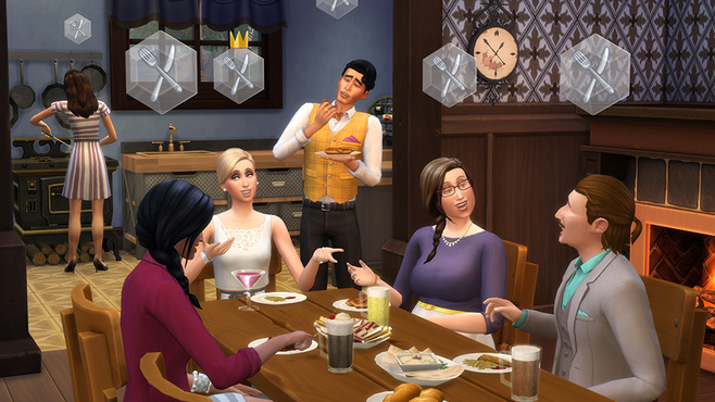 The Sims 4 Get Together Screenshot 3
