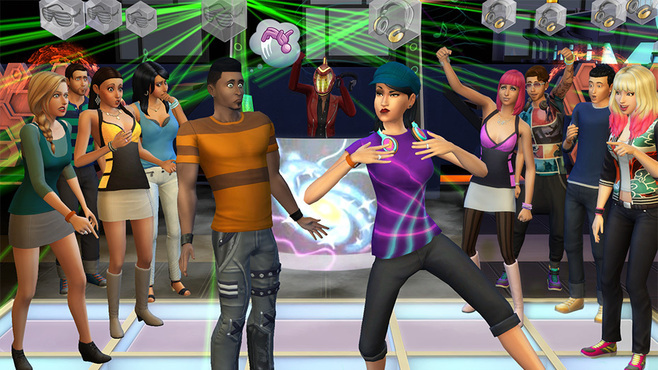 The Sims 4 Get Together Screenshot 1