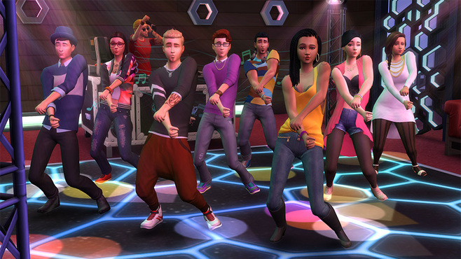 The Sims 4 Get Together Screenshot 5
