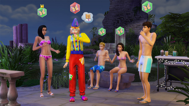 The Sims 4 Get Together Screenshot 8