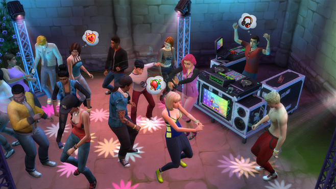 The Sims 4 Get Together Screenshot 9