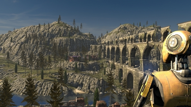 The Talos Principle: Road to Gehenna Screenshot 1