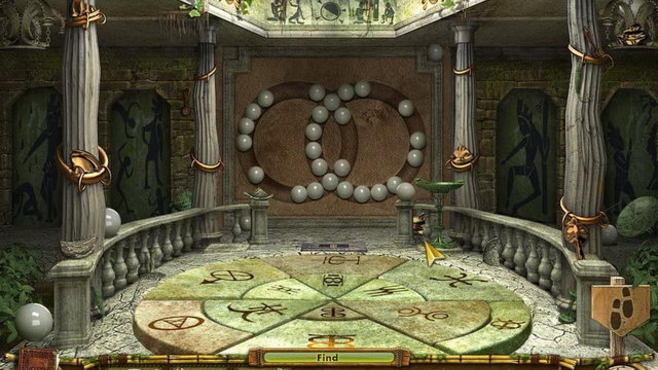 The Treasures of Mystery Island 2: The Gates of Fate Screenshot 3