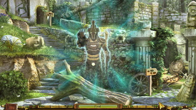 The Treasures of Mystery Island 2: The Gates of Fate Screenshot 5