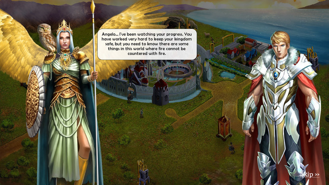 The Trials of Olympus II: Wrath of the Gods Screenshot 4
