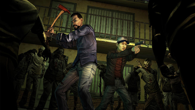 The Walking Dead Screenshot 2
