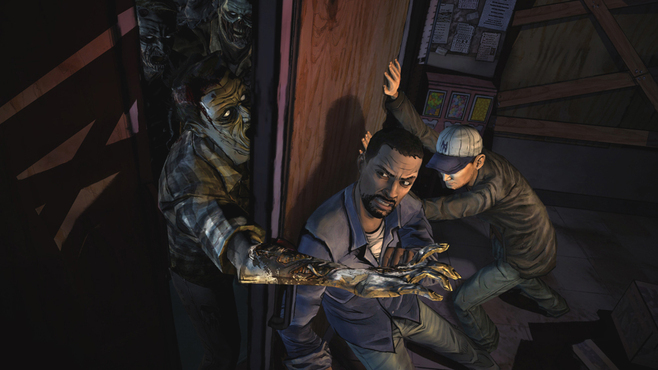 The Walking Dead Screenshot 5