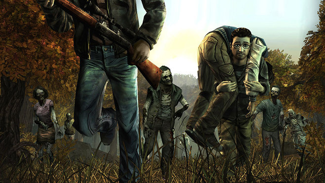 The Walking Dead Screenshot 1