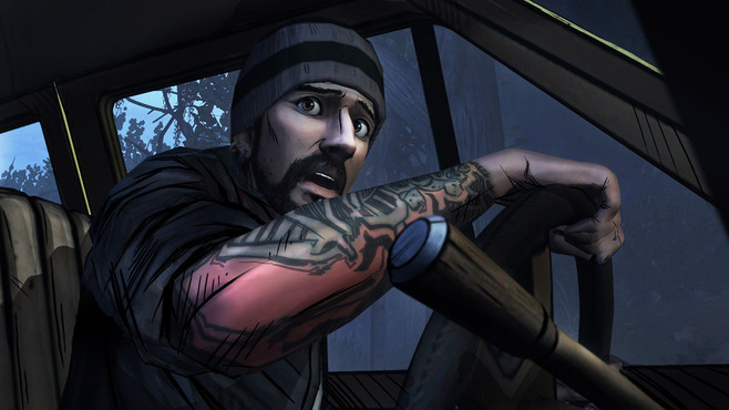 The Walking Dead: 400 Days Screenshot 1