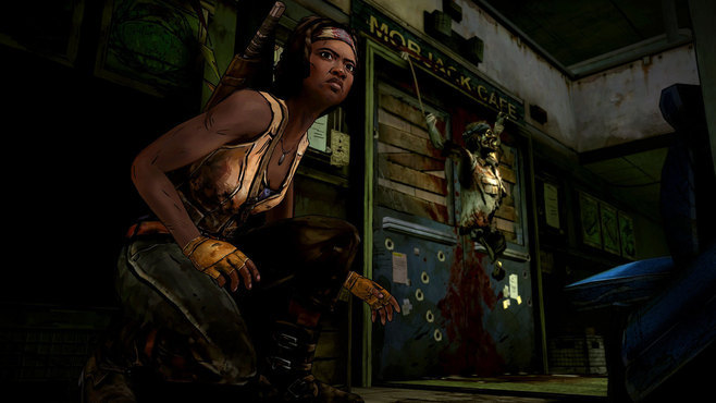 The Walking Dead: Michonne - A Telltale Miniseries Screenshot 6