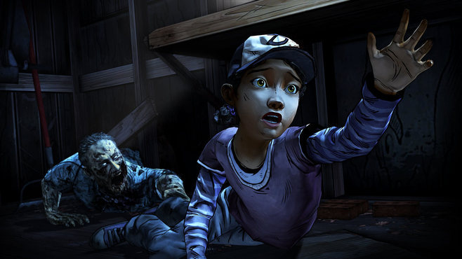 The Walking Dead: Season 2 Screenshot 5