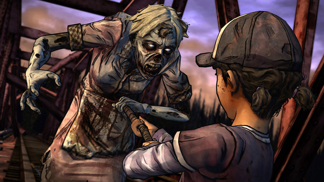 The Walking Dead: Season 2 Screenshot 1