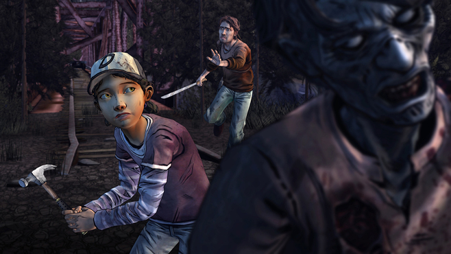 The Walking Dead: Season 2 Screenshot 2