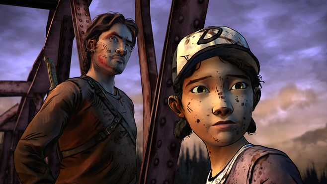 The Walking Dead: Season 2 Screenshot 7